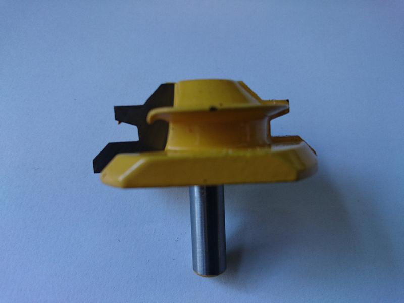 Фреза пазошиповая (для углового сращивания) D38