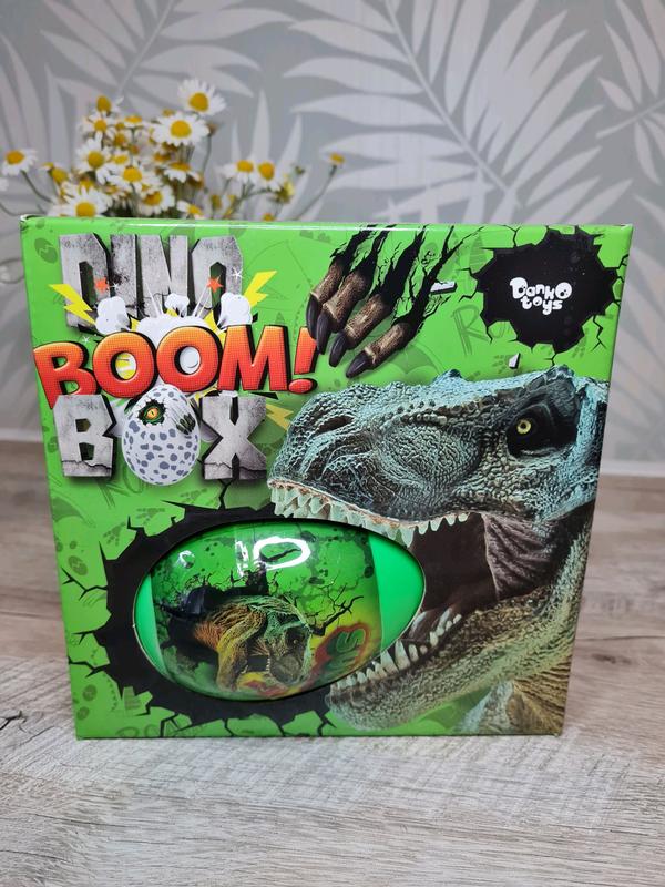 Набор Dino Boom Box