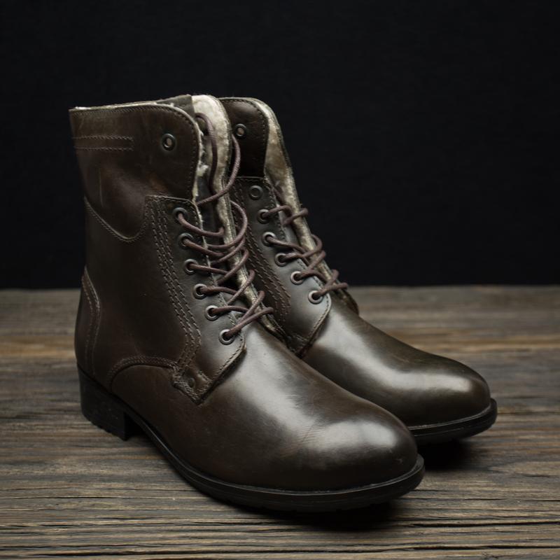 Женские зимние ботинки s&g р-41