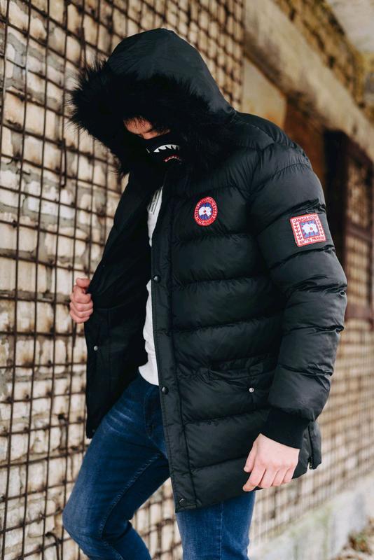 Куртка Canada Goose зимняя