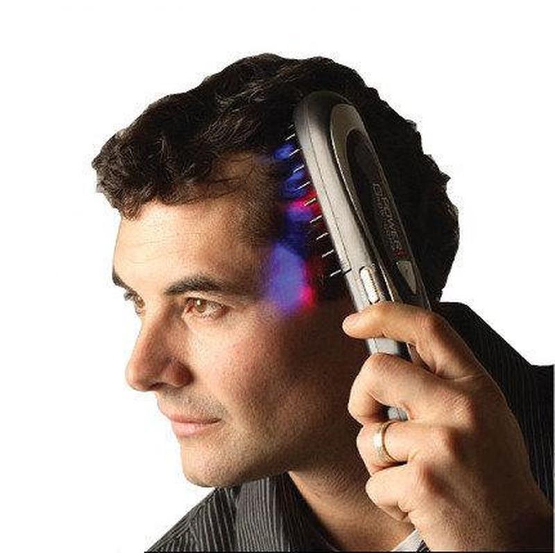 Лазерная расческа BaByliss Power Grow Comb