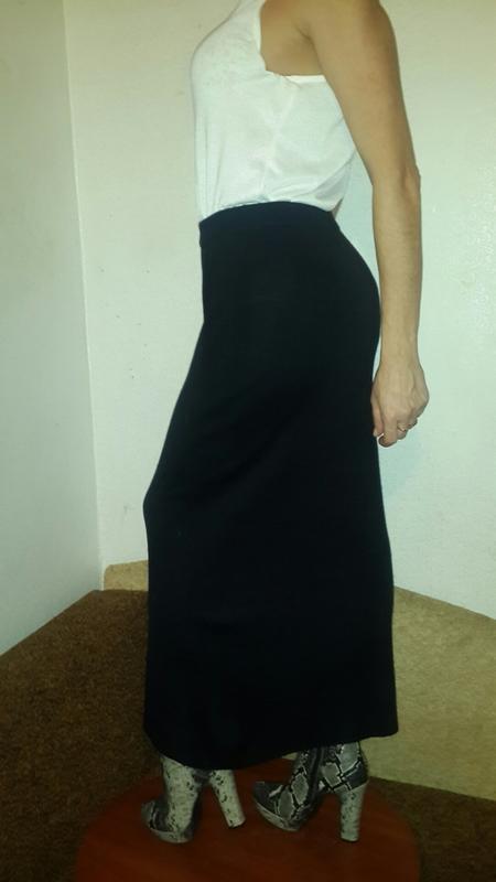 Макси юбка размер s- м