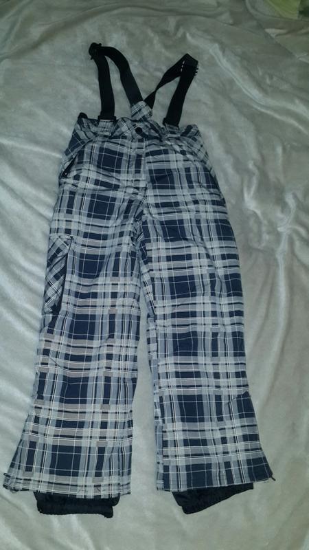 Термо штаны из канады рост 122-128