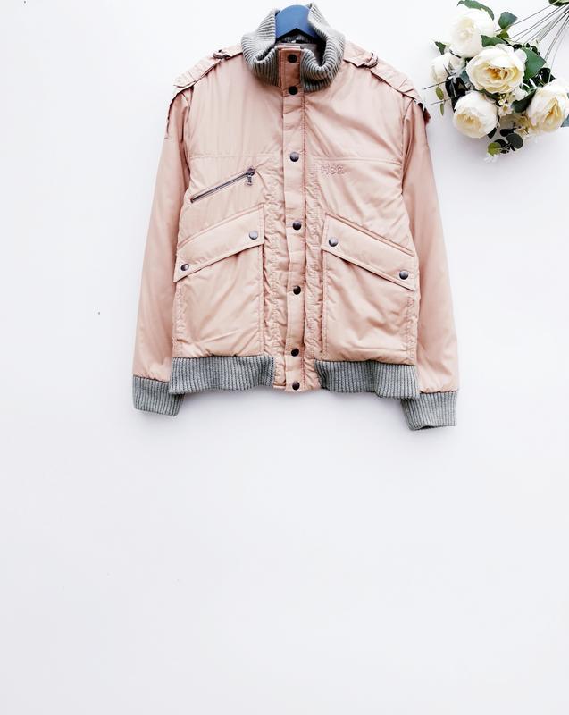 Стильная куртка бомбер очень классная куртка унисекс