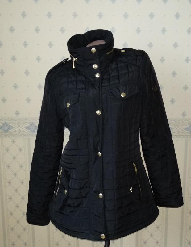 Демисезонная куртка от michael kors, m размер