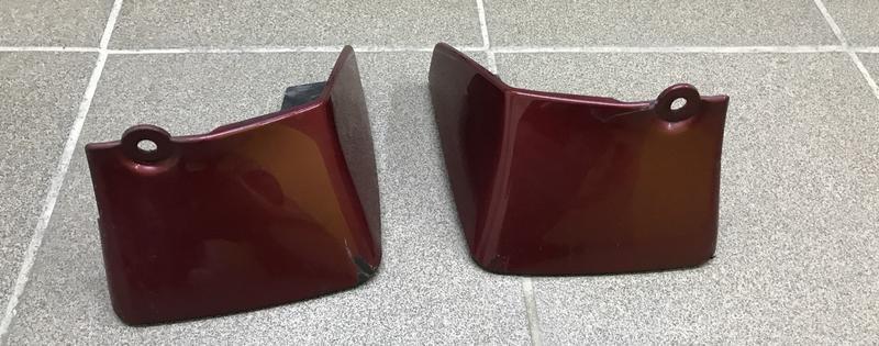 Брызговик задний левый,правый Nissan Leaf 2018   93821-5SA5A