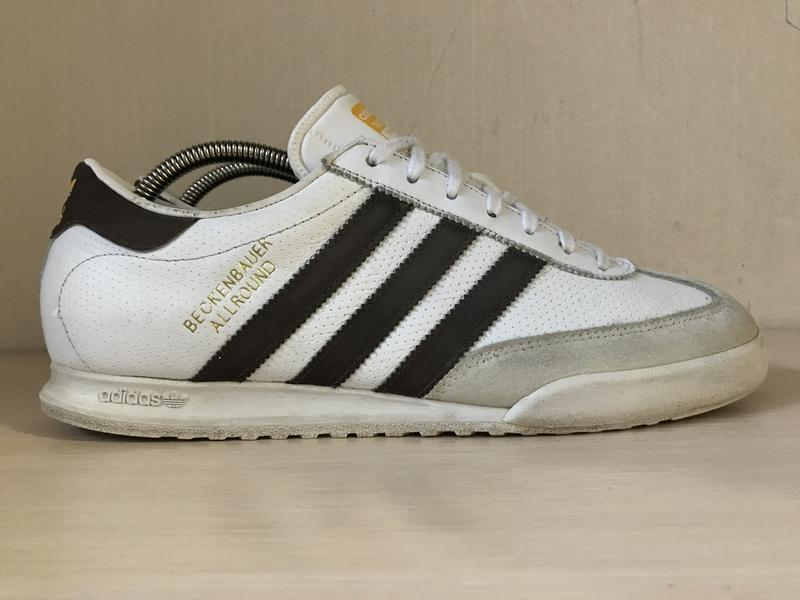 Кроссовки adidas originals beckenbauer allround оригинал кеды