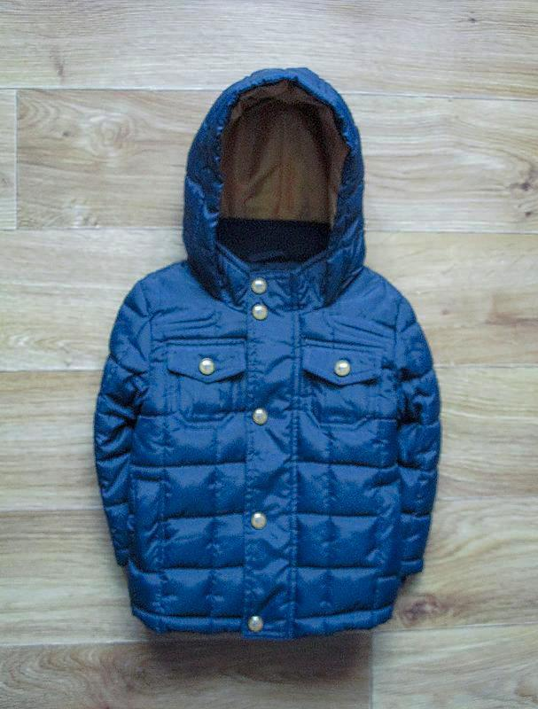 Курточка синяя деми