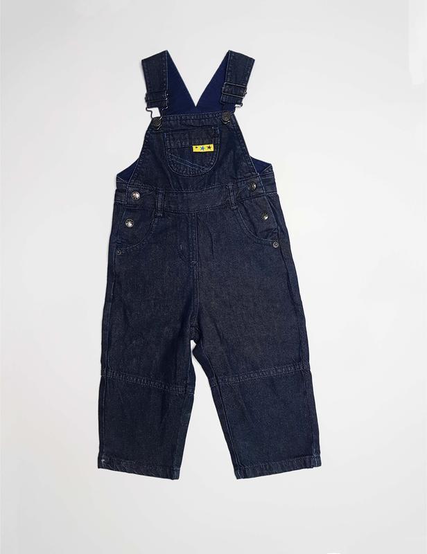 Детский джинсовый комбинезон lupilu