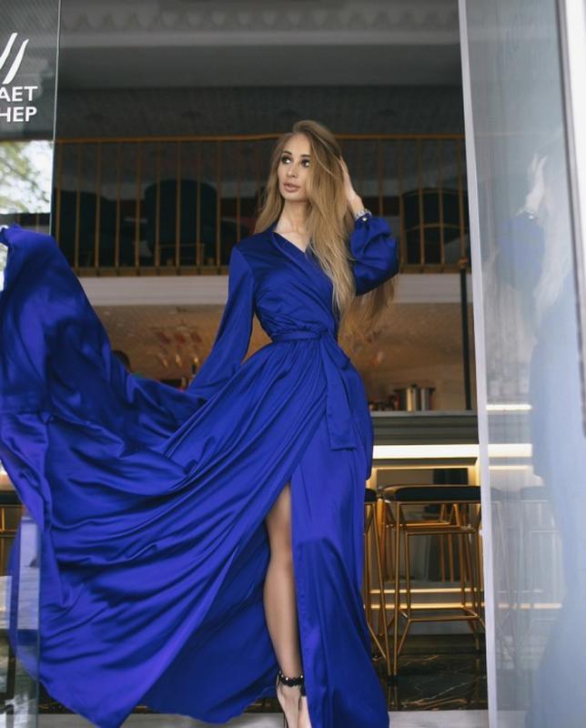 """Платье Вечернее Lipinskaya Brand """"DesFruits"""" Арт 337"""
