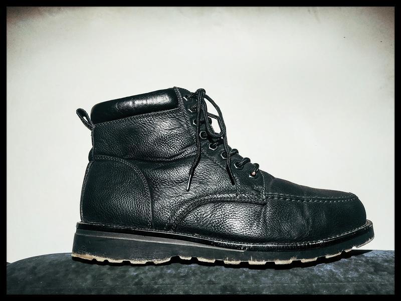 """Осенние кожаные мужские ботинки """"yimaida"""", китай"""