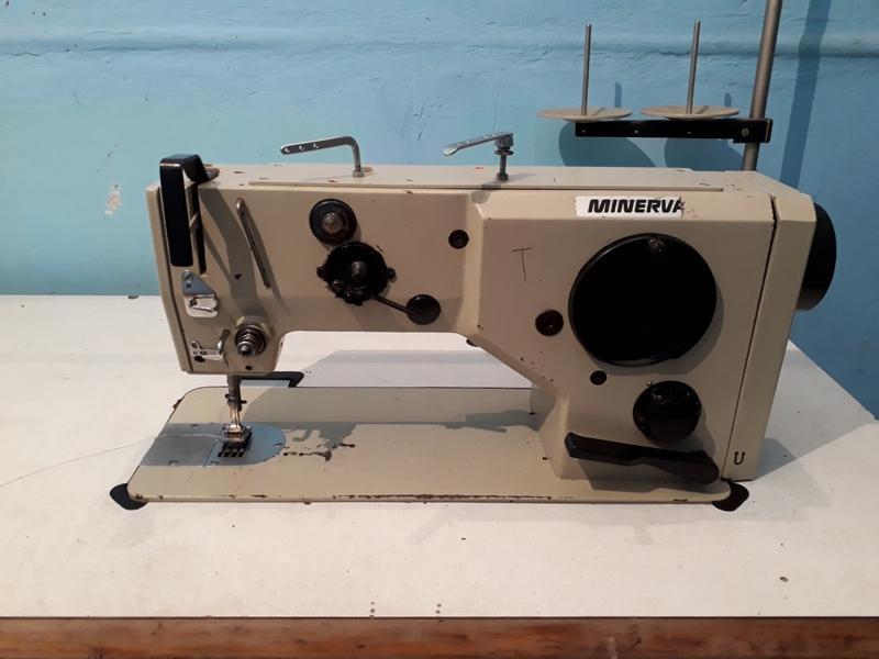 Швейная машина Minerva 72-525-101 зиг-заг сложный