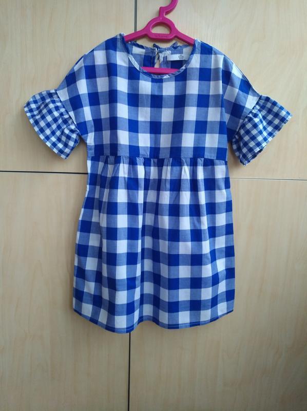 Платье m&s на 4-5 лет
