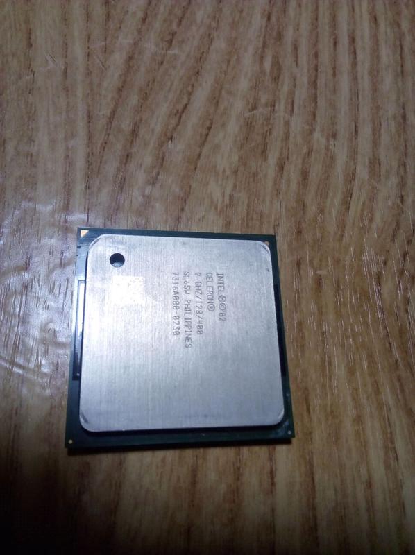 Процессор Intel Celeron 2 Hgz / 128 / 400 сокет 478