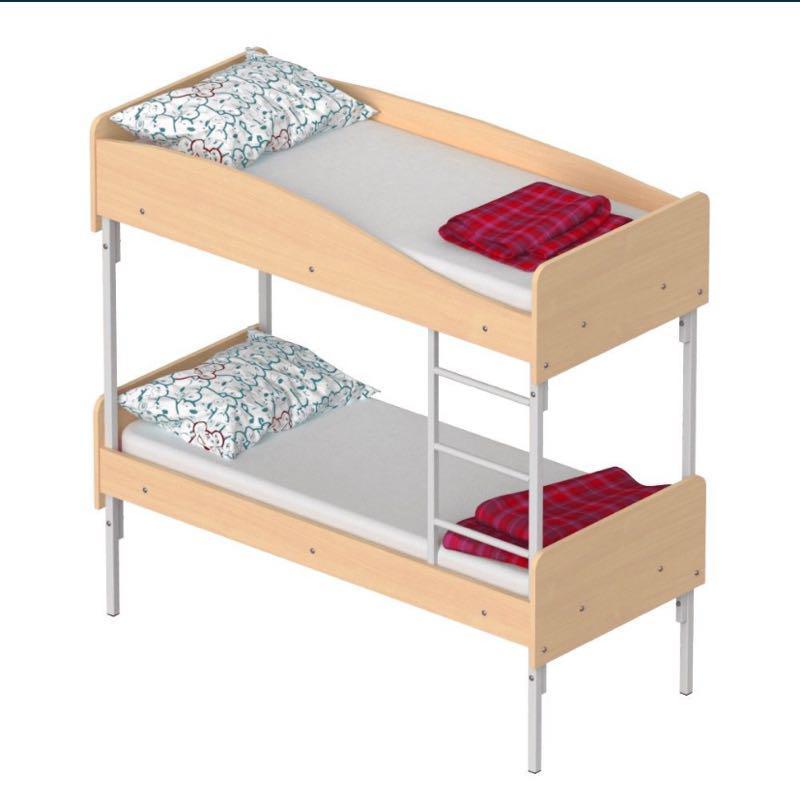 Детские кровати 6шт