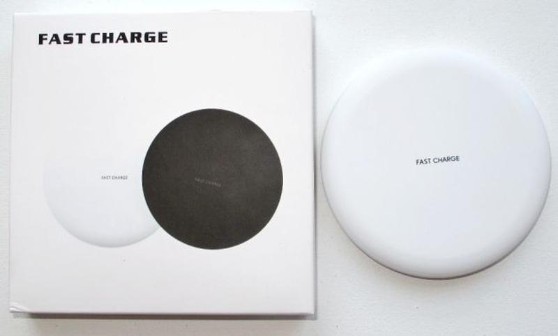 Безпроводная зарядка Quick Charge 3.0 10W KC-N5
