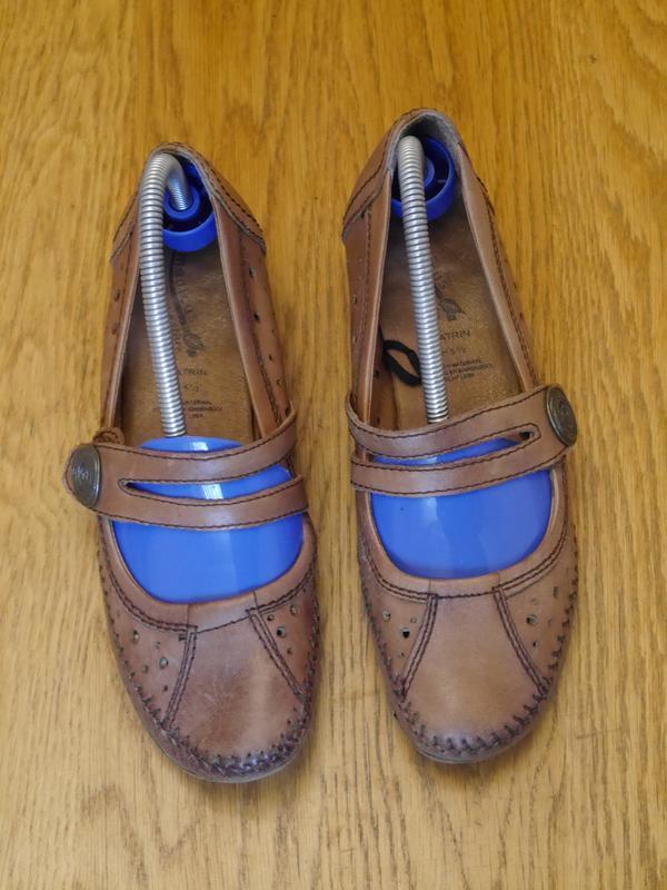 Туфлі шкіряні розмір 5 1/2 на 38 medicus