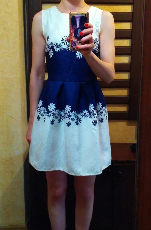 Плаття жіноче, платье женское, розмір s, ідеальний стан - Фото 5