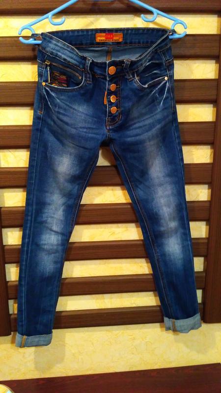 Джинси жіночі, джинсы женские, розмір 25, в хорошому стані