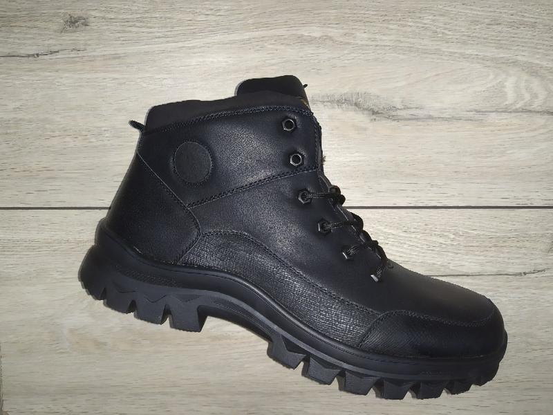Зима мужские ботинки чоловічі полуботинки зимние зимові