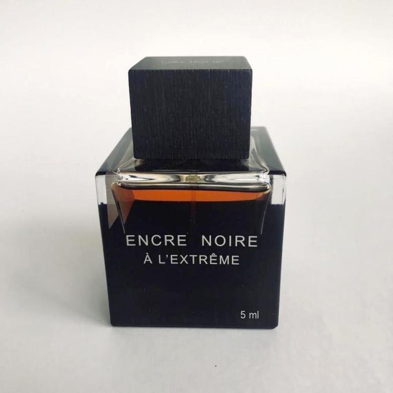 Lalique encre noire  a l'extreme_original mini 5 мл_миниатюра ...