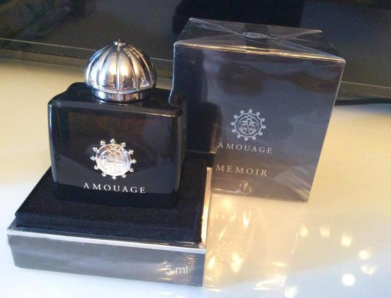 Amouage memoir woman_original mini 5 мл_миниатюра пробник
