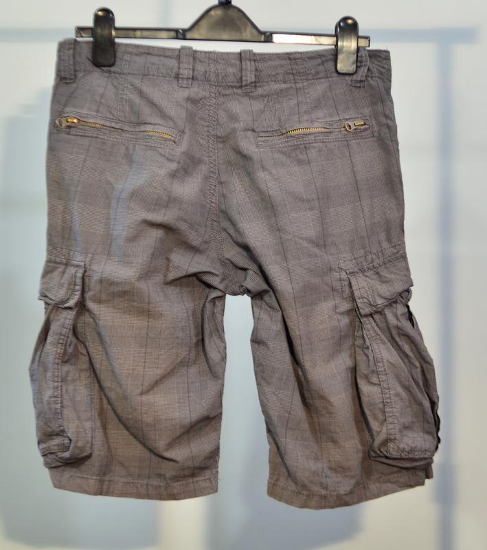 3094\90 мужские летние шорты h&m m l - Фото 6