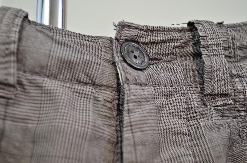 3094\90 мужские летние шорты h&m m l - Фото 7