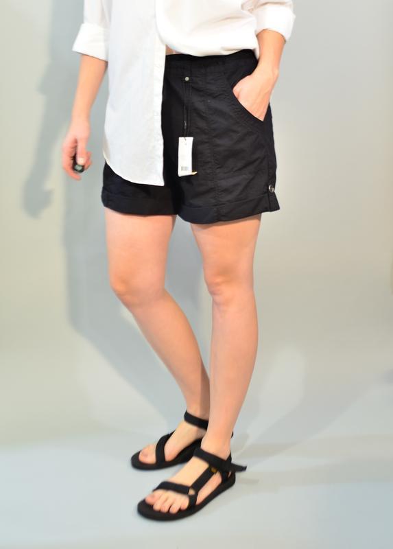 3089\50 летние шорты черного цвета papaya xxl