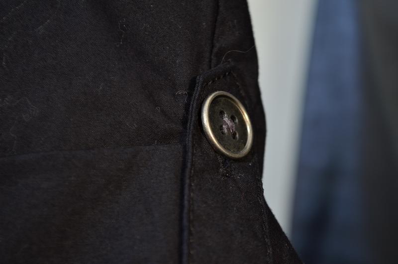 3089\50 летние шорты черного цвета papaya xxl - Фото 6