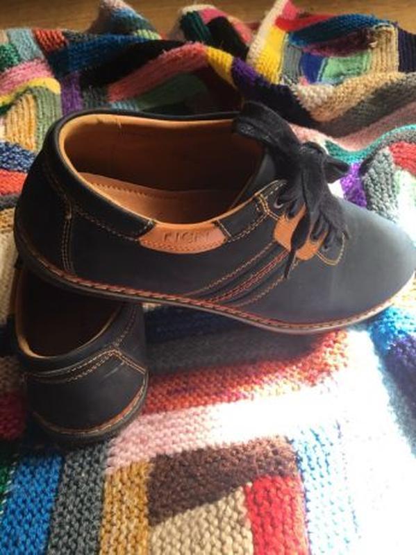Туфли для мальчиков 37р - Фото 3