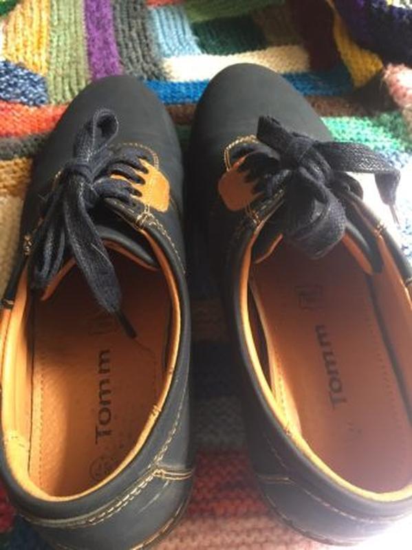 Туфли для мальчиков 37р - Фото 4