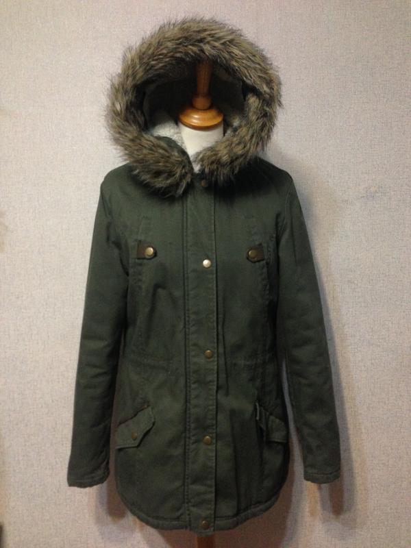Куртка-парка generation,рост 164-170,катон