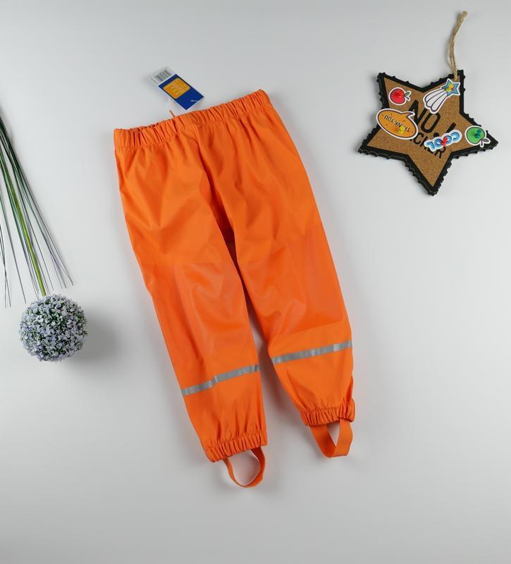 Прорезиненные брюки на 1.5-2 года, рост 86-92 см