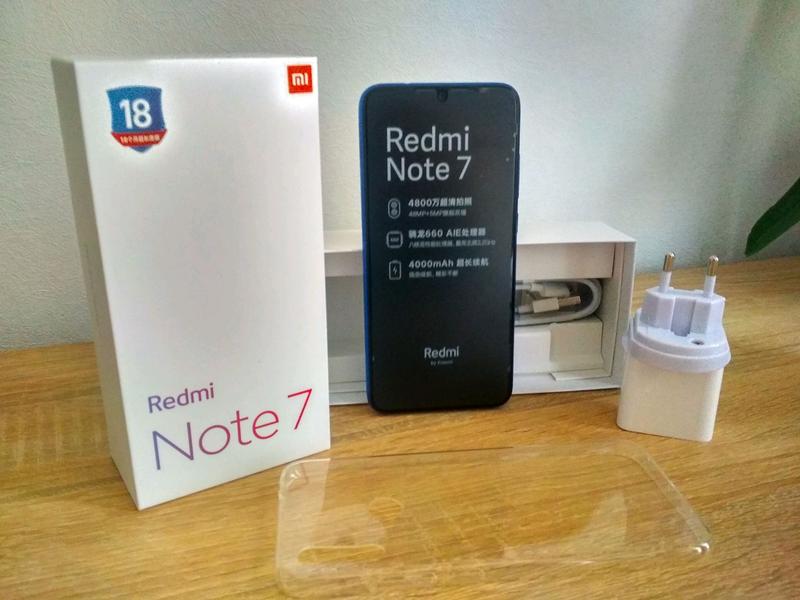 Xiaomi Redmi Note 7 Global ROM 6/64