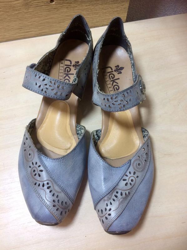 Знижки до миколая шкіряні туфлі з перфорацією