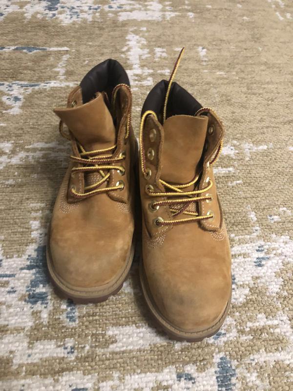 Ботинки timberland размер 29!