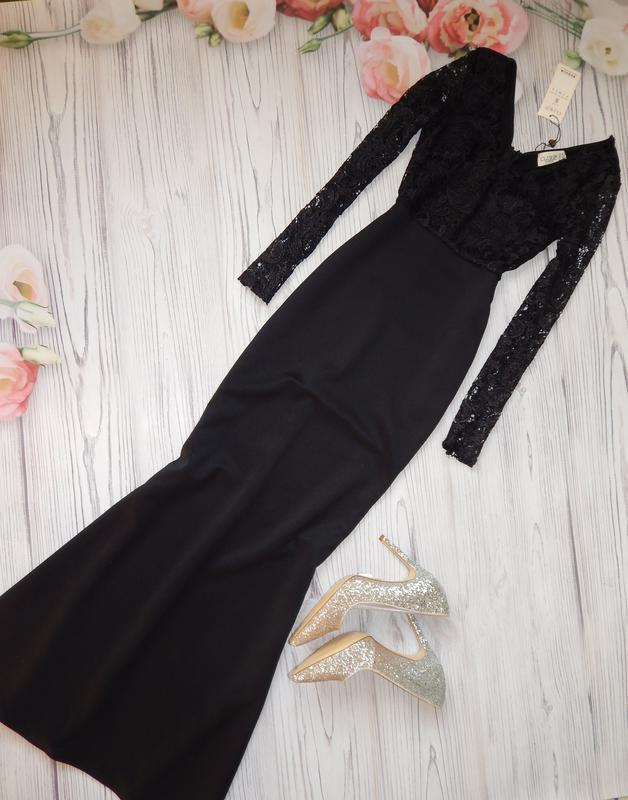 🌿вечерние, эксклюзивное, нарядное платье макси club london. ра...