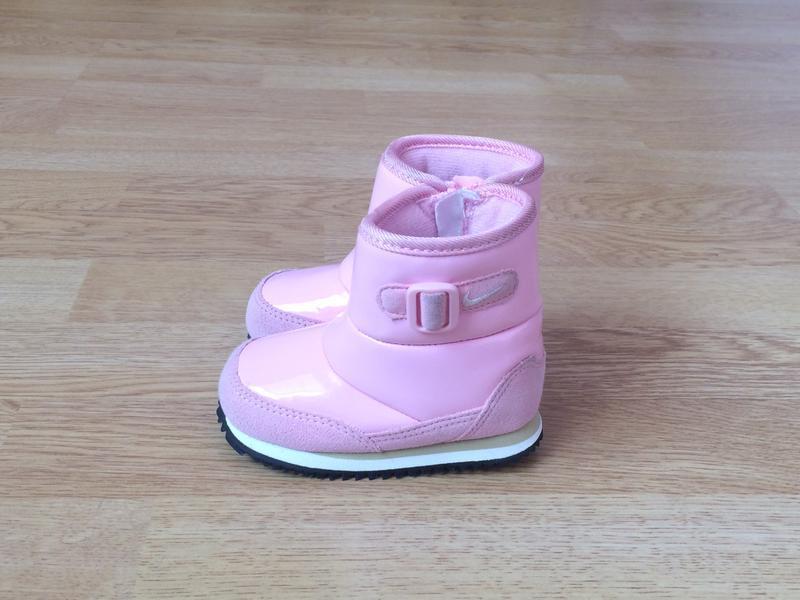 Ботинки nike оригинал 20 размера