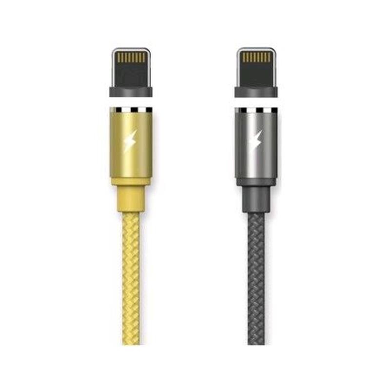 Ios USB кабель Aspor Magnetic 360 Lightning, 1м/2.1A  №-50 - Фото 3