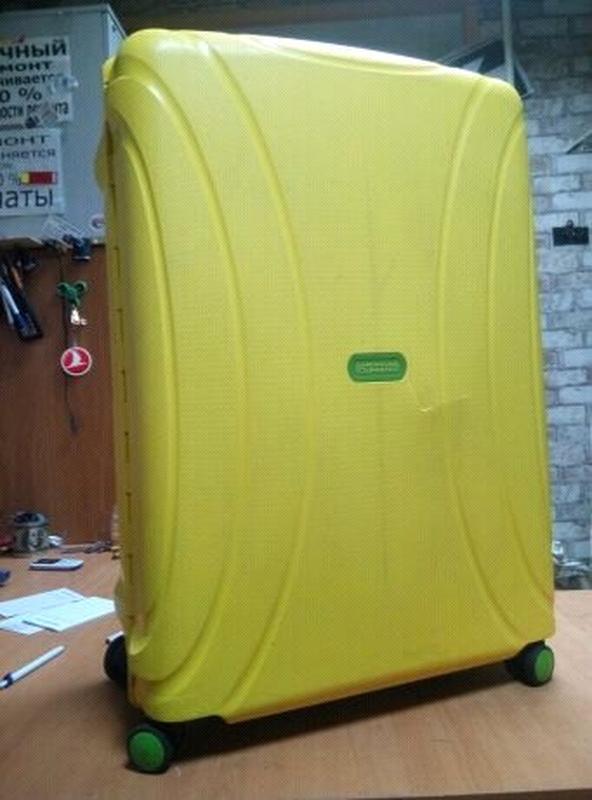 Быстрый ремонт чемоданов Киев - Фото 2