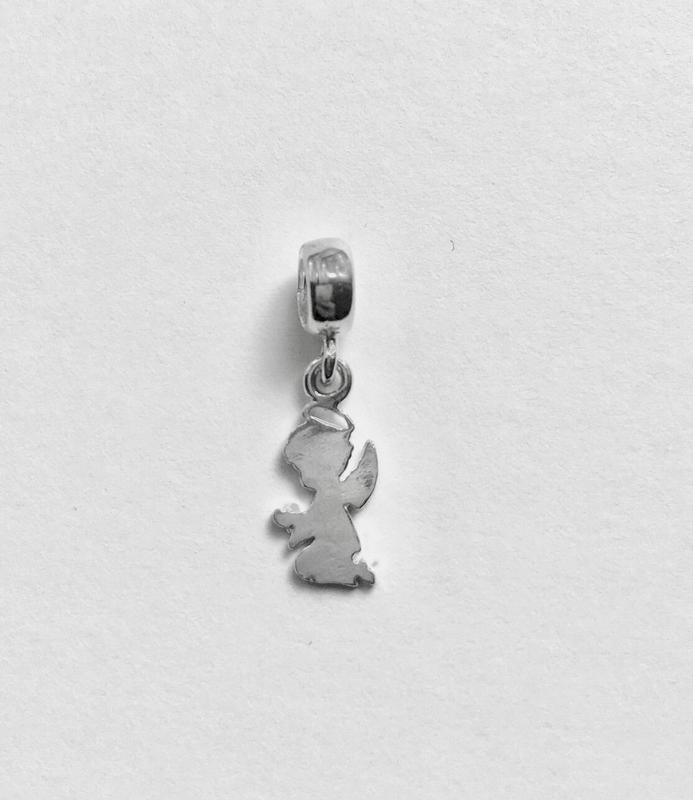 Шарм серебро 925 в стиле пандора ангел п 481