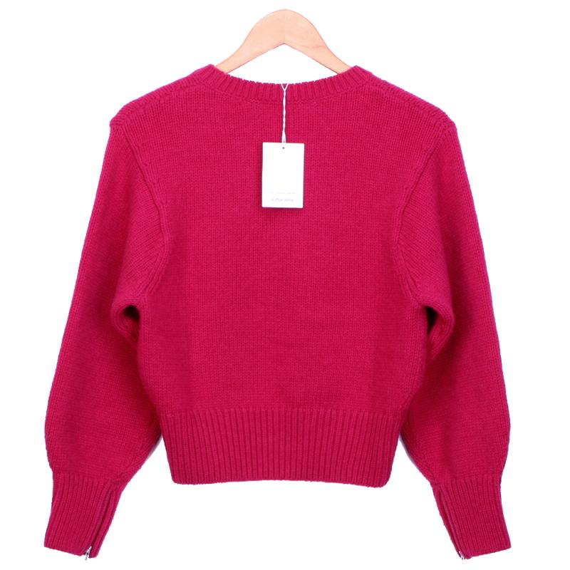 &other stories вязаный свитер 56% шерсть джемпер кофта пуловер - Фото 2