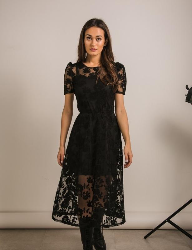 Кружевное нарядное платье сукня з мереживом
