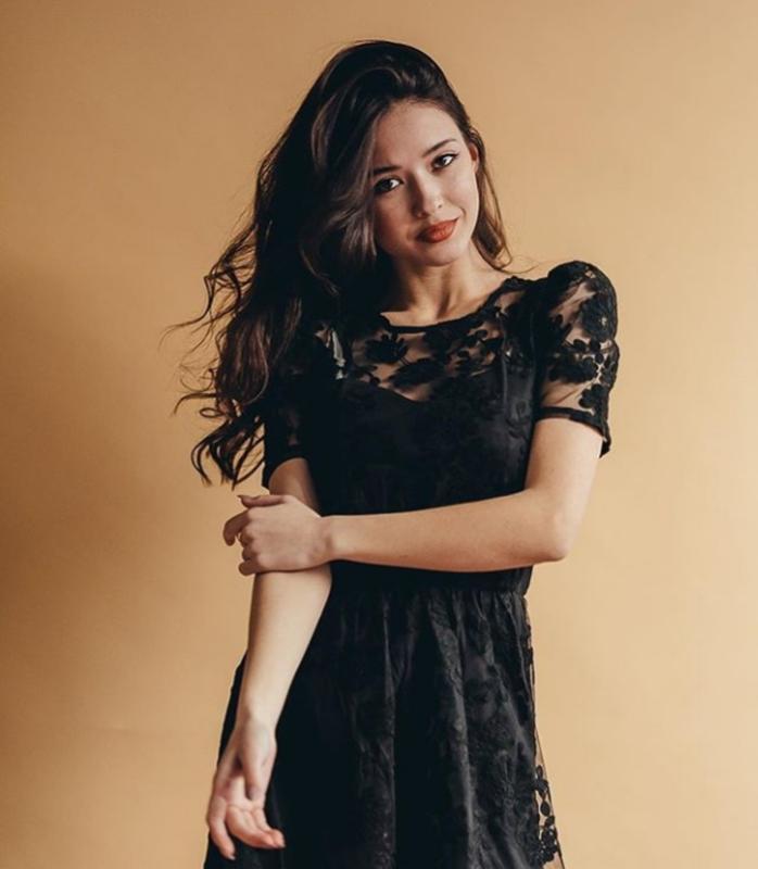 Кружевное нарядное платье сукня з мереживом - Фото 6