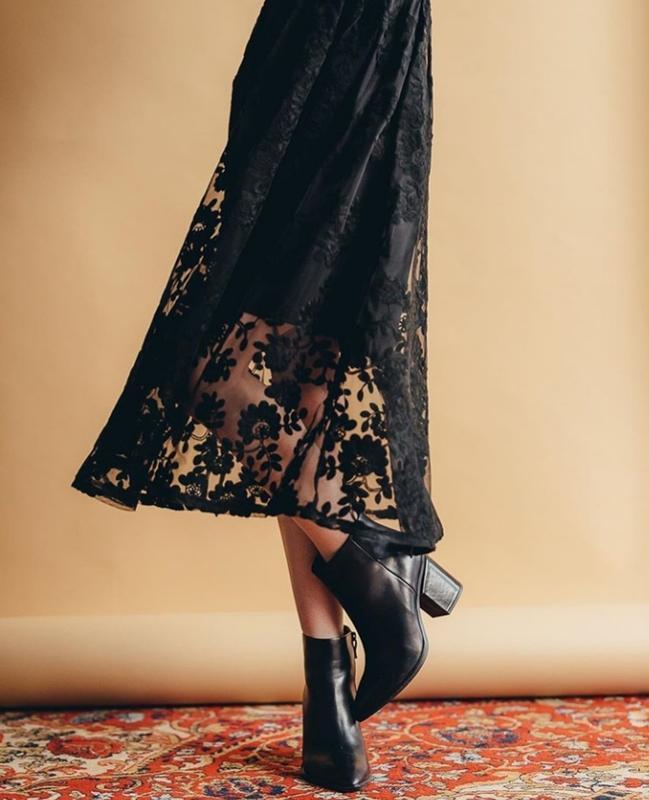Кружевное нарядное платье сукня з мереживом - Фото 7
