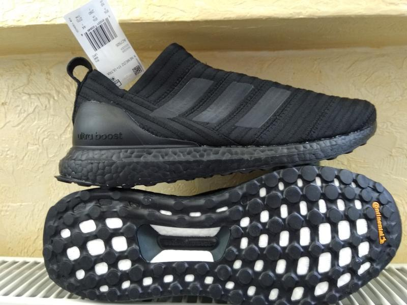 Кроссовки new adidas k nemeziz 17+ ultraboost support jogger g...