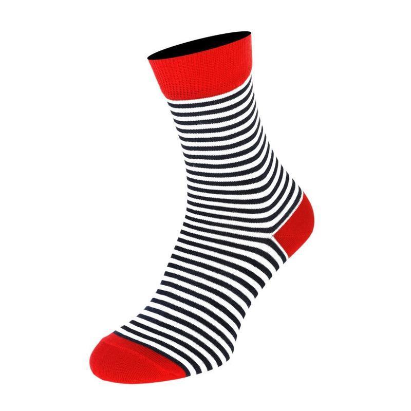 Набор ярких носочков, the pair of socks, из 5 пар star box - Фото 3