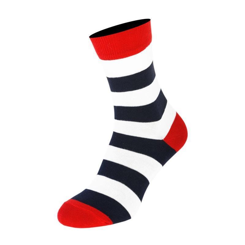 Набор ярких носочков, the pair of socks, из 5 пар star box - Фото 5