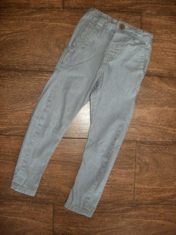 Стильные брюки на 3 года